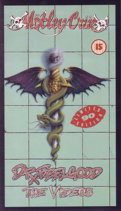 Mötley Crüe - Dr. Feelgood: The Videos