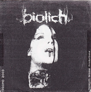 Biolich - Promo 2003