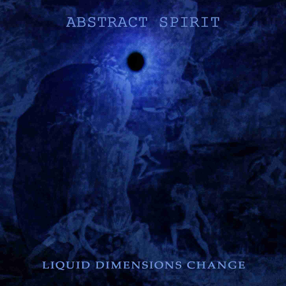 Abstract Spirit - Liquid Dimensions Change
