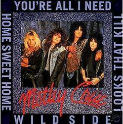 Mötley Crüe - You're All I Need