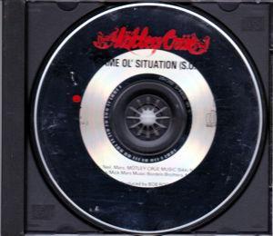 Mötley Crüe - Same Ol' Situation (S.O.S.)