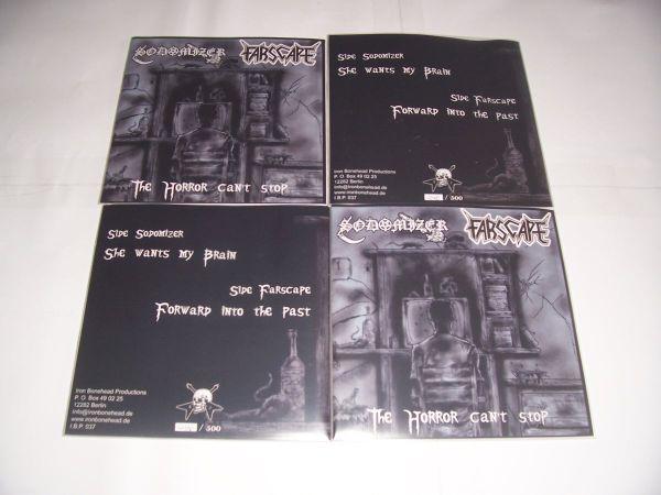 Farscape / Sodomizer - The Horror Can't Stop