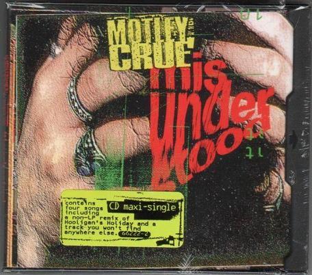Mötley Crüe - Misunderstood