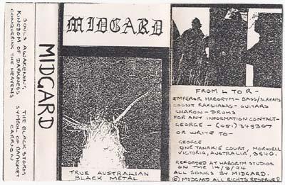 Midgard - Midgard