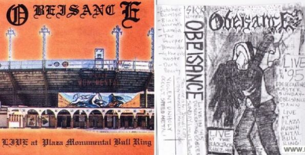 Obeisance - Live at Plaza Monumental Bull Ring