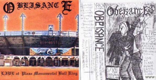 Obeisance - Live at Plaza Monumental Bull Ring