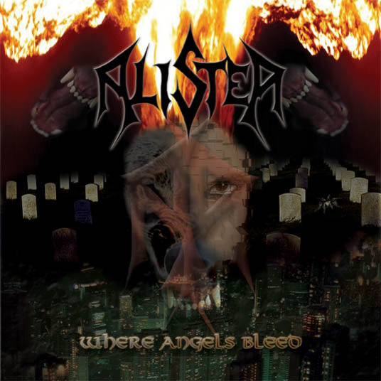 Alister - Where Angels Bleed