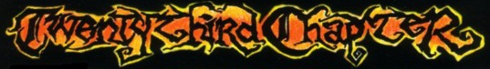 Twenty Third Chapter - Logo