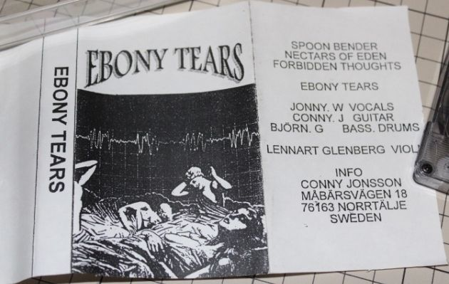 Ebony Tears - Demo