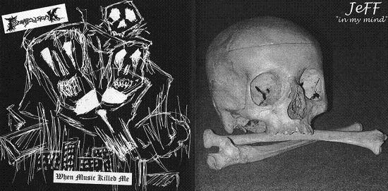 The Dead Musician - The Dead Musician / JeFF