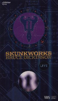 Bruce Dickinson - Skunkworks Live Video