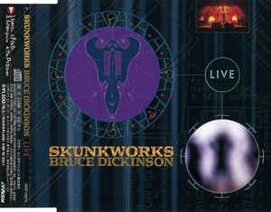 Bruce Dickinson - Skunkworks Live EP
