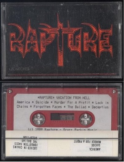 Rapture - Vacation from Hell