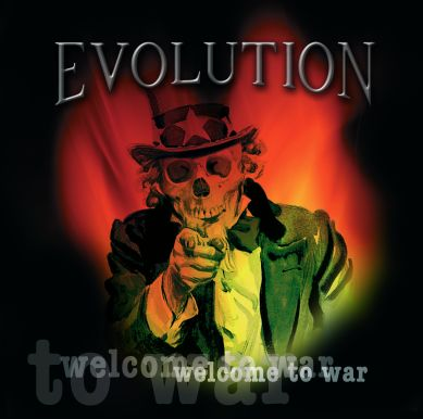 Evolution - Welcome to War