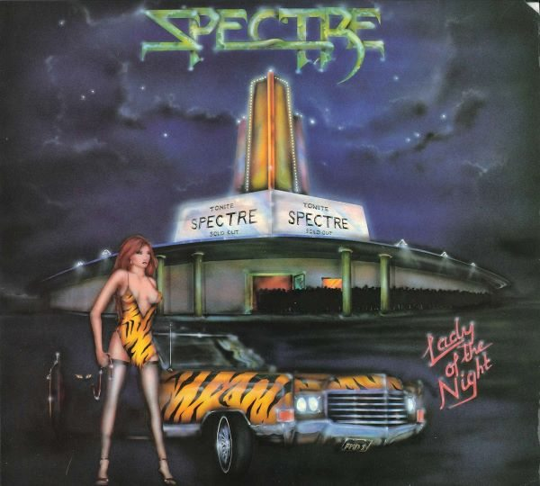 Spectre - Lady of the Night