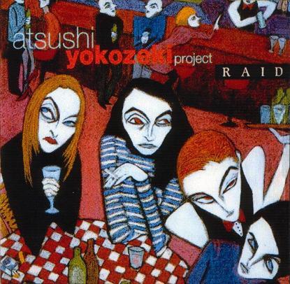 Atsushi Yokozeki - Raid