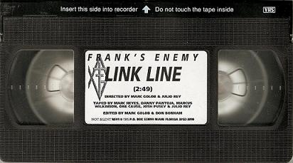 Frank's Enemy - Link Line