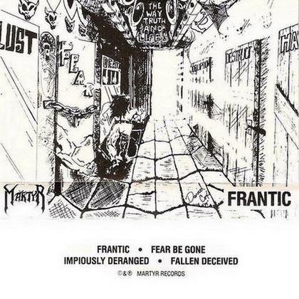 Martyr - Frantic