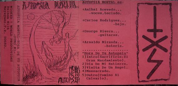 Autopsia Mortal - Hora De Tu Autopsia