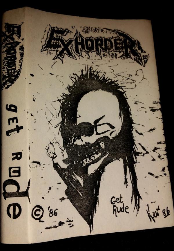 Exhorder - Get Rude