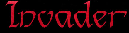 Invader - Logo