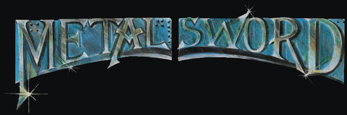 Metal Sword - Logo