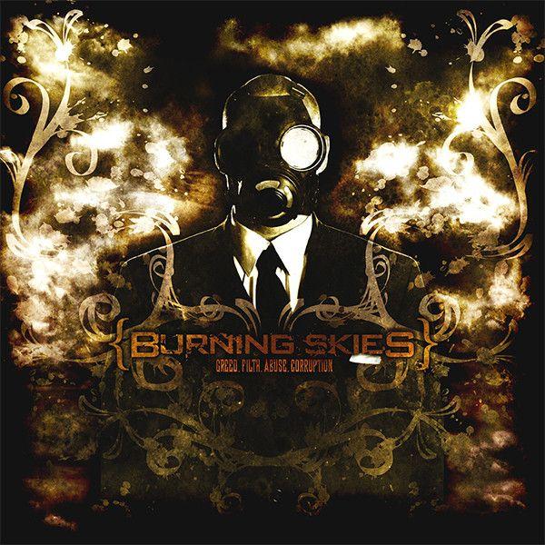 Burning Skies - adelanto de su disco 185441