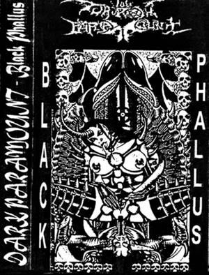Dark Paramount - Black Phallus
