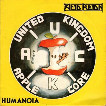 Acid Reign - Humanoia