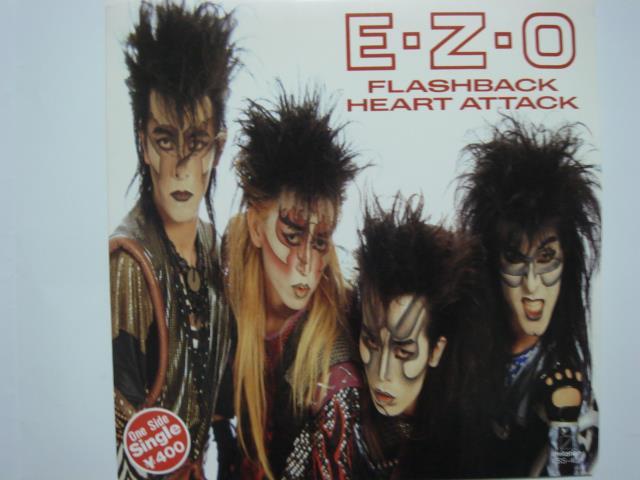 Ezo - Flashback Heart Attack
