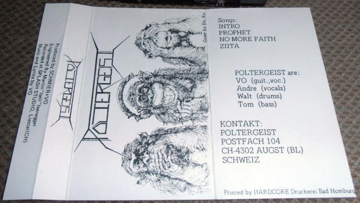 Poltergeist - 1st Demo