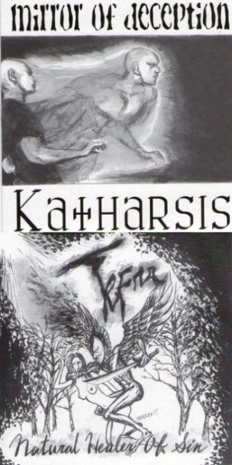 Tefra / Mirror of Deception - Katharsis / Natural Healer of Sin