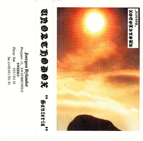 Unorthodox - Santeria