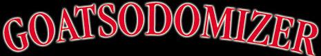 Goatsodomizer - Logo