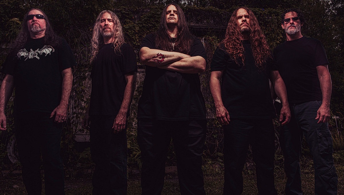 Cannibal Corpse members (Click to see larger picture)
