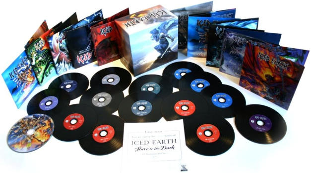 Iced Earth - Slave to the Dark