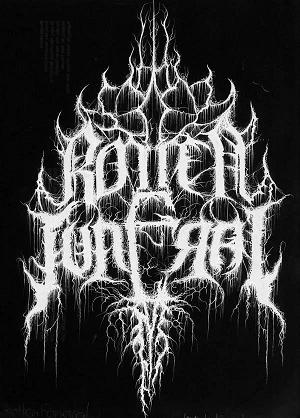 Rotten Funeral - Inexpressible  Horror