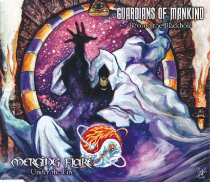 Merging Flare - Beyond the Black Hole / Under the Fire