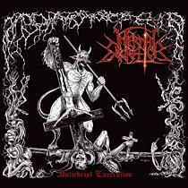 Infernal Execrator - Antichrist Execration