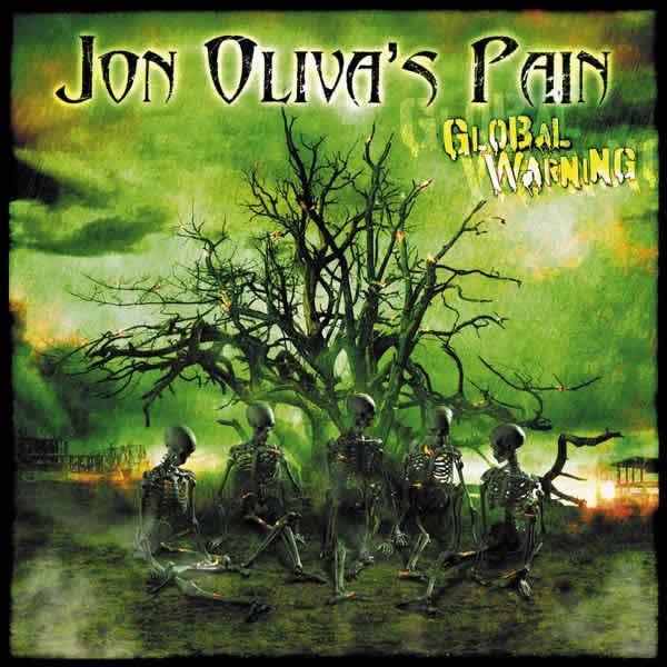 Jon Oliva's Pain - Global Warning