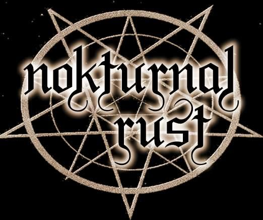 Nokturnal Rust - Logo