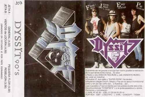 Dyssït - Dyssït 90's