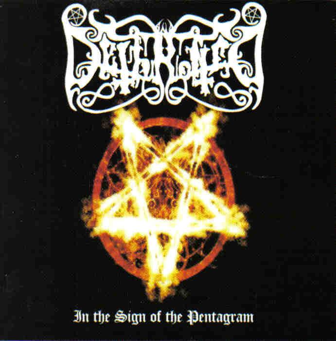 Dethroned - In the Sign of the Pentagram