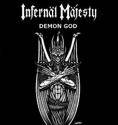 Infernäl Mäjesty - Demon God