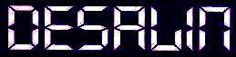 Desalin - Logo