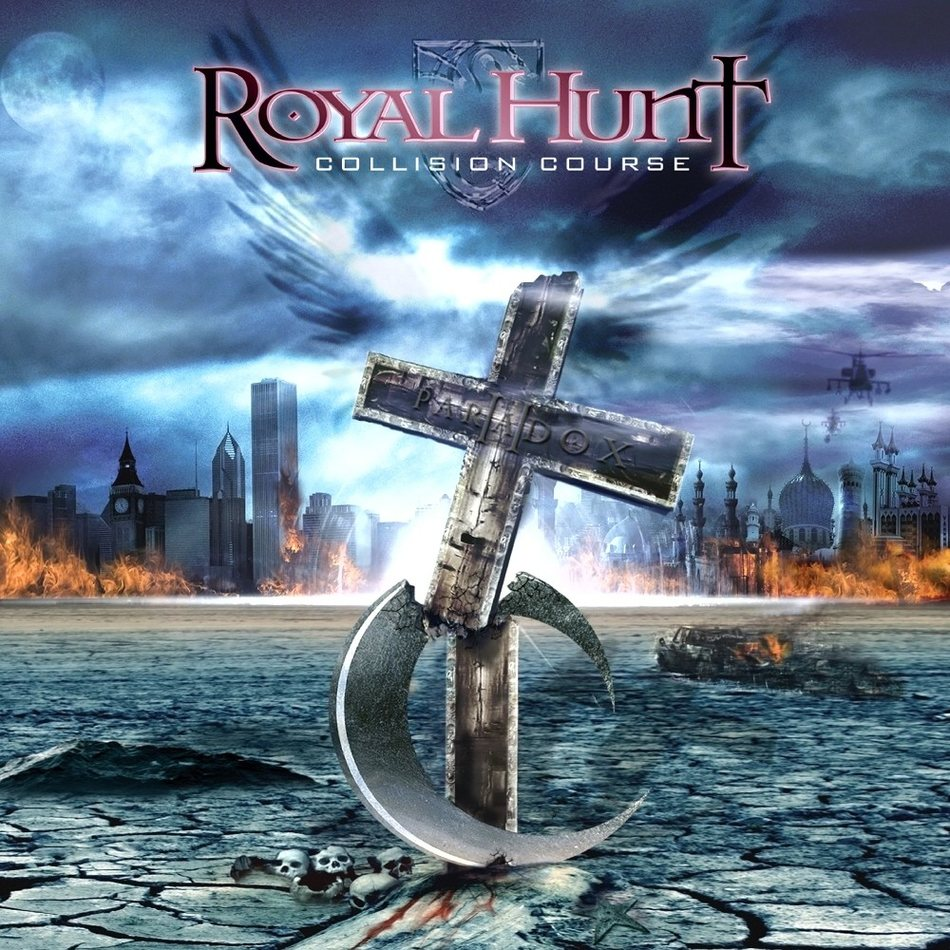 Royal Hunt — Paradox II: Collision Course (2008)