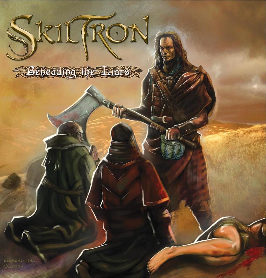 Skiltron - Beheading the Liars