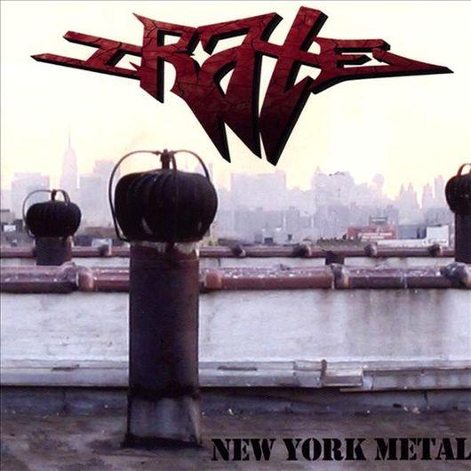 Irate - New York Metal
