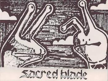 Sacred Blade - Demo 1982