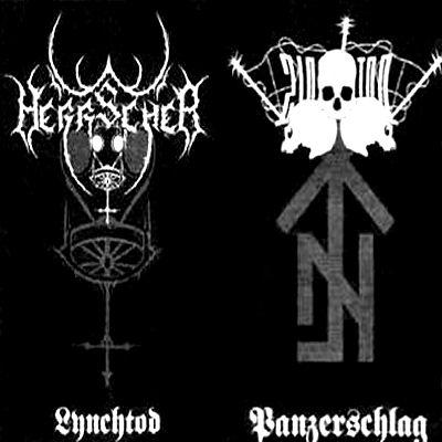 Herrscher / Ziontod - Panzerschlag / Lynchtod